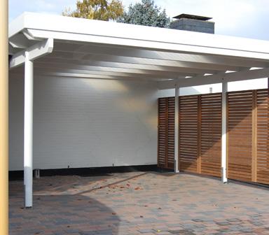 Carport Und Garten Aus Felde Bei Kiel Schleswig Holstein Carports